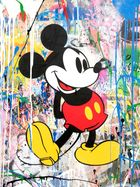 BRAINWASH auch Thierry Guetta (MBW), MR. ◊ Mickey Green