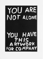 SHRIGLEY, DAVID ◊ You are not alone