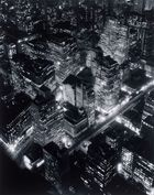Kunsthaus Lempertz - Berenice Abbott, Nightview, New York, 1932