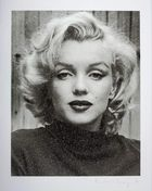YOUNG, RUSSELL ◊ Marilyn Hollywood - Superstar Black and White
