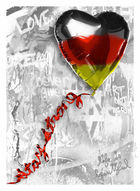 MR. BRAINWASH (Thierry Guetta), ◊ Germany Stay strong