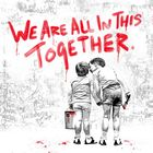 MR. BRAINWASH (Thierry Guetta), ◊ We are all in this together (Red Edition)