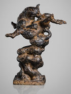 Jacques Lipchitz, Variation of the Rape of Europa F, 1969/70