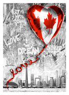 BRAINWASH (Thierry Guetta), MR. ◊ We Love Canada
