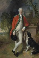 Thomas Gainsborough, Portrait Colonel John Bullock