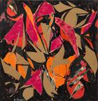 Lee Krasner, Bird Talk, 1955