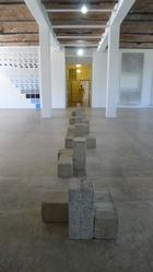 Carl Andre, Uncarved Blocks, 1976