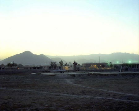 Kabul Park at night, Afghanistan #42