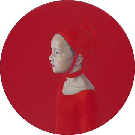 o.T. (red painting), 2015