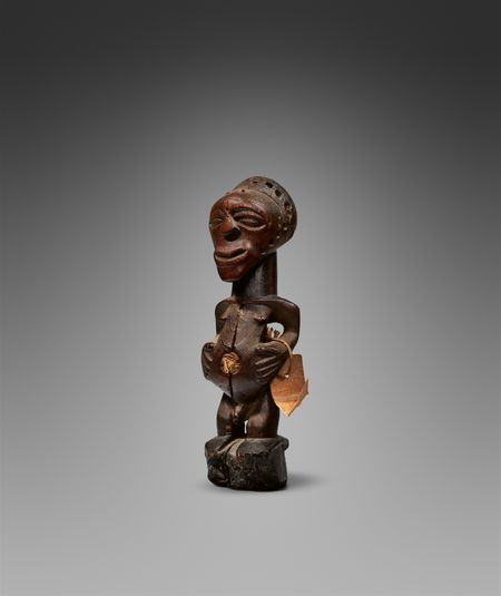 Songye Power Figure,  Democratic Republic of the Congo